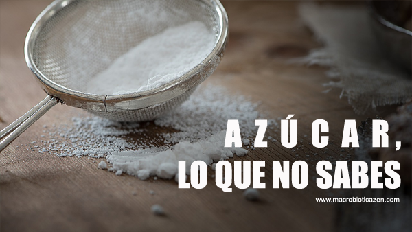 What sugar hides: Poison for children and adults