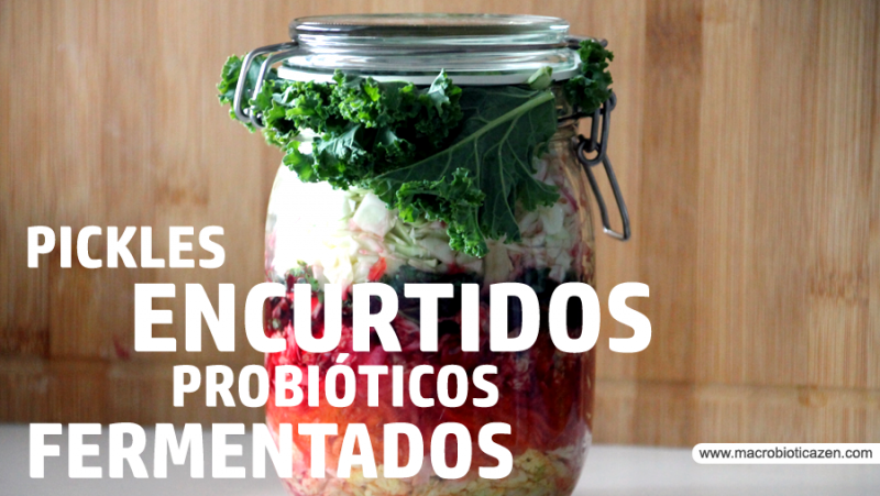 How to Make Fermented Pickles Probiotics