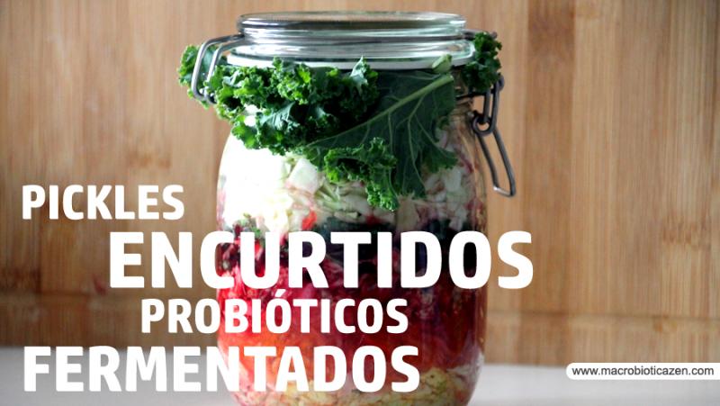 encurtidos fermentados probioticos pickles MACROBIOTICA ZEN