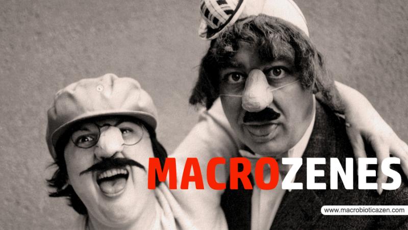 ¿Qué son los Macrozenes?