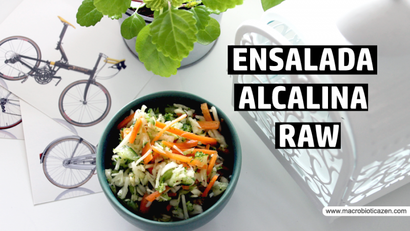 The Alkaline Super Salad