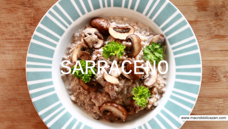 trigo sarraceno con verduras macrobiotica zen