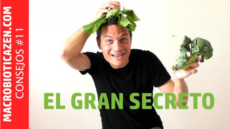 Ensaladas verdes hojas verdes macrobiotica zen