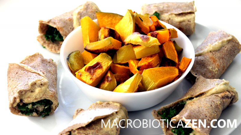 Panqueques creps sarraceno vegan tortitas crepas crepes macrobiotica zen