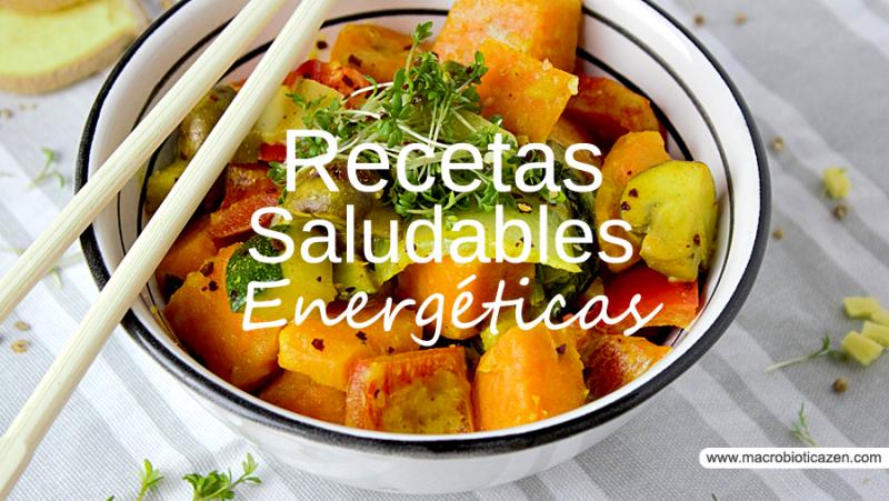 Recetas comida saludable f cil macrobi tica zen - Comidas saludables y faciles de preparar ...